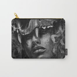 Empress Lion Skull Carry-All Pouch