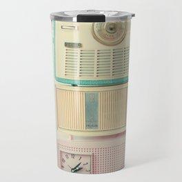 Radio Stations Travel Mug