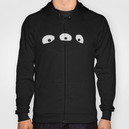 Alien Face Hoody