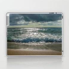 Just me and the Sea Laptop & iPad Skin