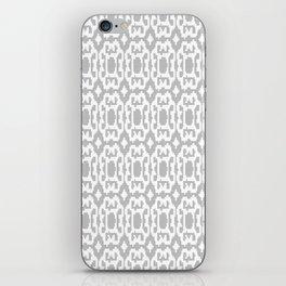 esperanza - minimal grey iPhone Skin