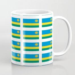 Flag of rwanda -rwanda,Rwandan,rwandais,ruanda,Gasabo,kigali. Coffee Mug