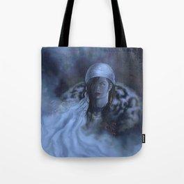 Edelstahl Tote Bag