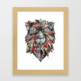 Urso III Framed Art Print