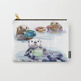 The Otter's Tea Carry-All Pouch