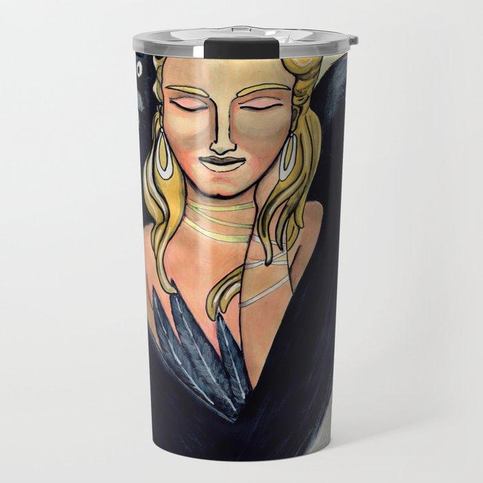 Bride of the crows Travel Mug
