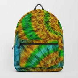 Tie Dye // Africa Backpack