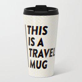 Instructions for dummies Travel Mug