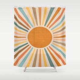 Sunshine Shower Curtain