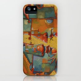 Heartquakes and Jive iPhone Case