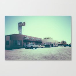 STATE Cafe Nevada Canvas Print