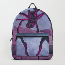 Attack of the Spiders from Mars Backpack