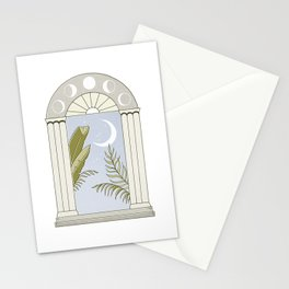 Moon Arch Stationery Cards
