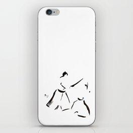 Aikido Series - 1 iPhone Skin