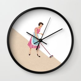Clean up Wall Clock
