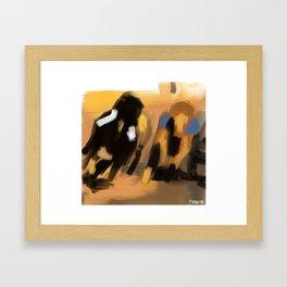 Parklife Framed Art Print