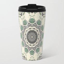 Fifty Fractals Travel Mug