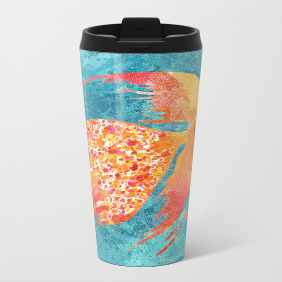 Easy living Metal Travel Mug