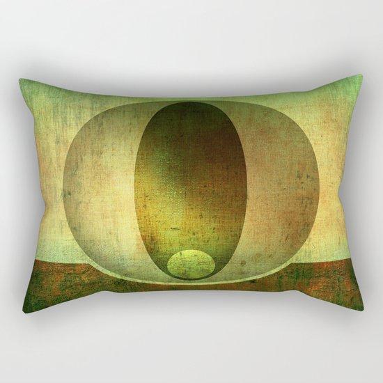 Hidden... Rectangular Pillow