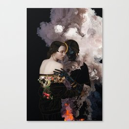 Maiden and the Death (LE, 2 of 10 prints left) Canvas Print