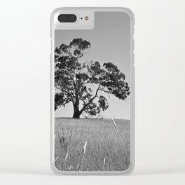 Australian Landscape Clear iPhone Case