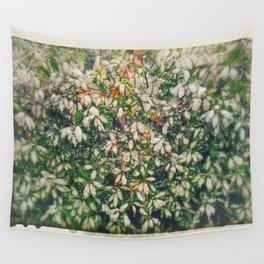 Secret garden Wall Tapestry