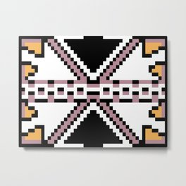 cursor kaleidoscope Metal Print