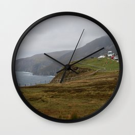 Slieve League Wall Clock