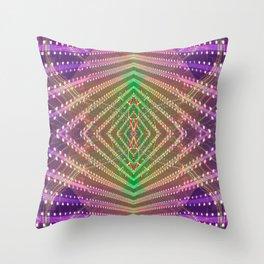 Directional Light Throw Pillow