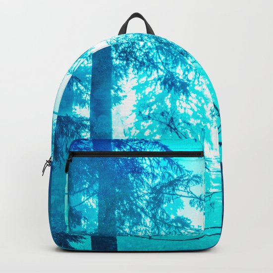 Blue Frost Woods Backpack