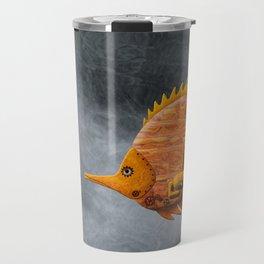 Steampunk Butterflyfish II Travel Mug