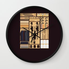 kingsman Wall Clock