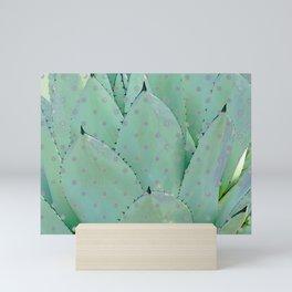 Sweetest Agave Mini Art Print