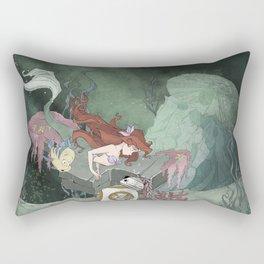 Part of Your World Rectangular Pillow