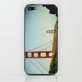 The Golden Gate Bridge at Day iPhone Skin