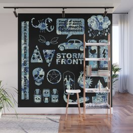 Novel Pictures - Storm Front  Wall Mural