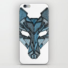 Fox Mask iPhone Skin