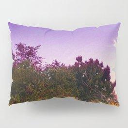 Purple Atfernoon Pillow Sham