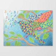 Kaleidescopic Canvas Print