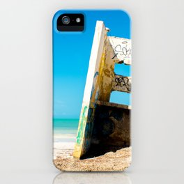 Holbox, Mexican Paradise iPhone Case