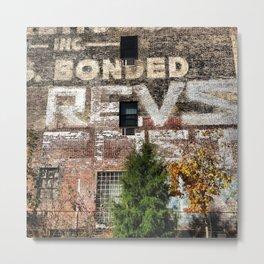 COST REVS Metal Print