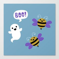 BooBees! Canvas Print