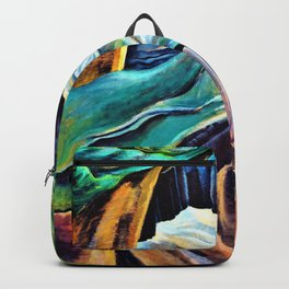 Emily Carr - Forest, British Columbia - Digital Remastered Edition Backpack
