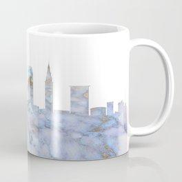 Cleveland Ohio Skyline Coffee Mug
