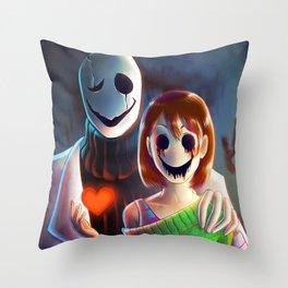 Control Freaks Throw Pillow