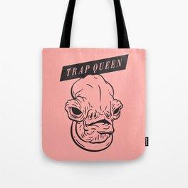 Trap Queen Tote Bag