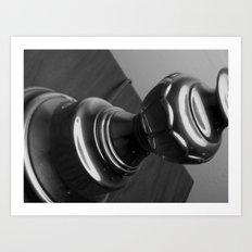 Lamp I Art Print