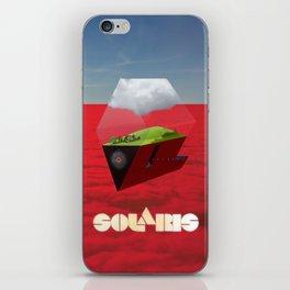 Solaris iPhone Skin