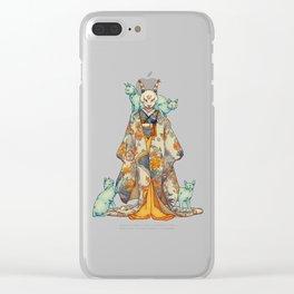 NEKO Clear iPhone Case