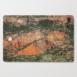 Palo Duro Canyon State Park Landscape Cutting Board